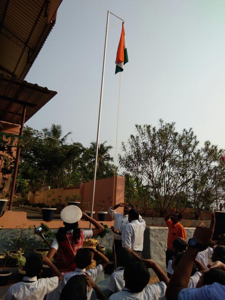 Republic day celebrations…2k18