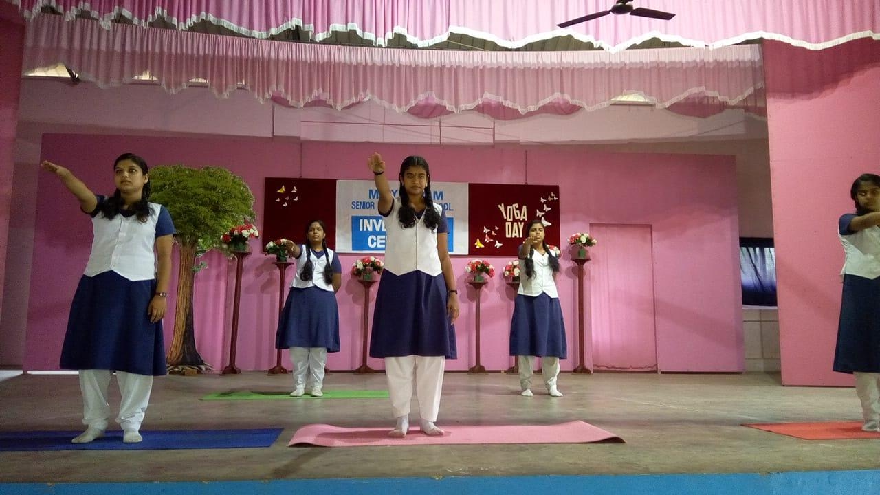 International Yoga day-2018